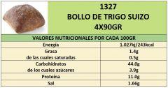 BOLLO DE TRIGO SUIZO 4X90GR