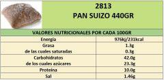 PAN SUIZO 440GR