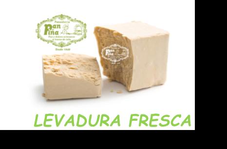 LEVADURA FRESCA PROFECIONAL 50GR