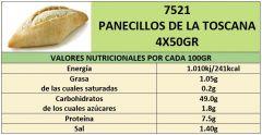 PANECILLOS DE LA TOSCANA 4X45GR