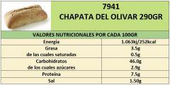 CHAPATA DEL OLIVAR 260GR