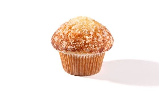 Ref: S8058 - MUFFINS NATURAL 4X95GR